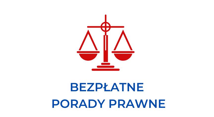 Baner: Bezpłatne porady prawne