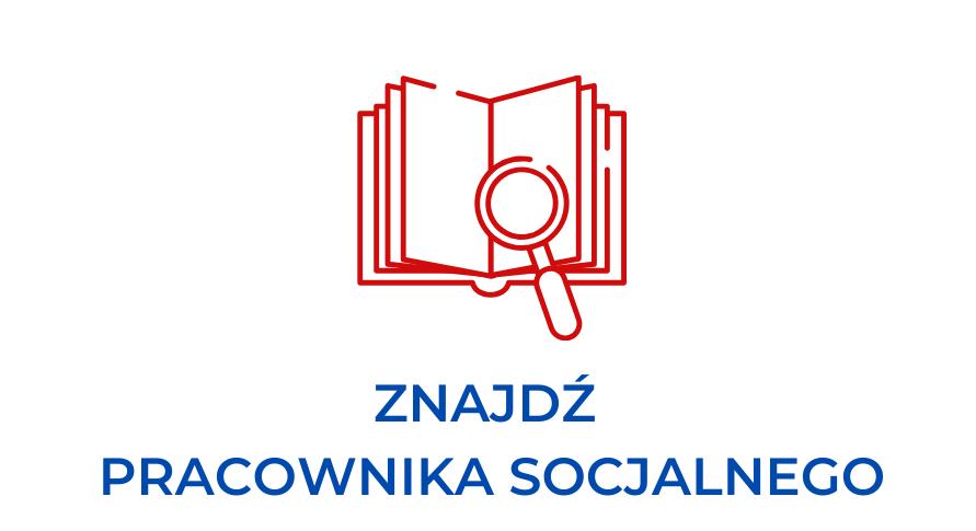 Baner: Znajdź pracownika socjalnego