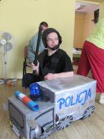 Miniatura zdjęcia: Poznanie sprzętu policyjnego